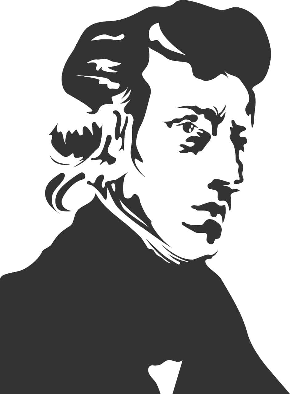 Chopin portrait