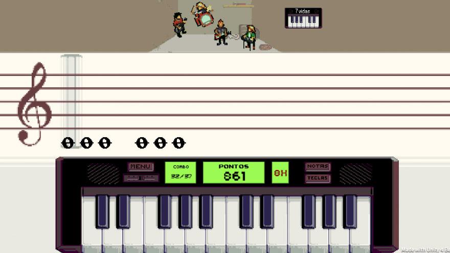 Musikinésia capture d'écran